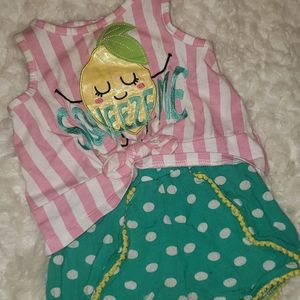 Baby girl Rare Editions outfit
